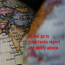 Go to think tanks 2016